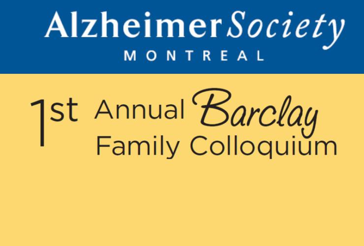 Annual Barclay Family Colloquium